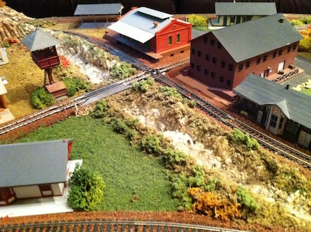 Model Railroad Creek