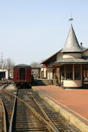 New Hope, PA railroad station
