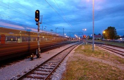 Railroad signal