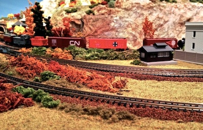 realistic animation lighting sound model railroader books