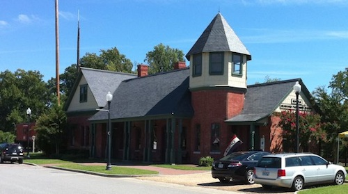 Seaboard Railroad Station